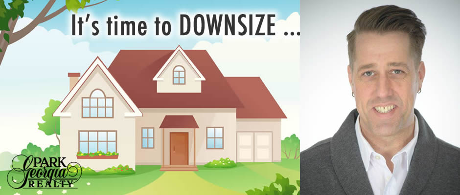 Richard Ferguson - It's time to downsize